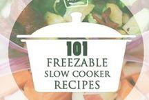 Recipes   Freezer Meals Brrrr...