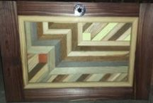 Design - Patterns in Wood