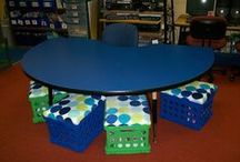 classroom organization / making the room neat / by Giovanna Feula