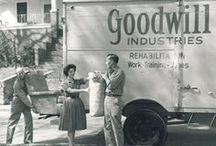 Goodwill Love / A collection of Goodwill related posts and sharing the thrifting love