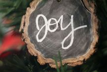 Christmas Ideas / DIY holiday decor for the home, decorations, gift ideas! Christmas ideas to decorate the home and hearth.