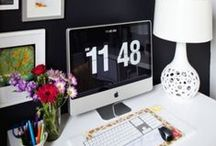 My Imaginary Office / Decor ideas and inspiration for my dream office / by Mommy Shorts