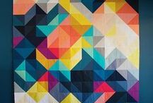 Modern Quilts / Quilt blocks, patterns and inspiration.