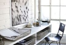 office spaces... / by Tania Welch || indobay