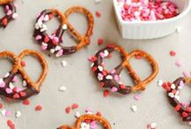 Valentines Ideas / Love is in the air and this board is all about the hearts... Pink home decor, heart shaped food ideas and cards for your valentine.
