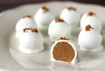 Thanksgiving Tasties / Treats with some spice for your Thanksgiving get-togethers