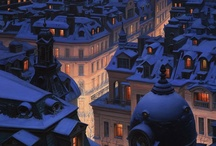 Paris..My Favorite City / by Janice Sebourn