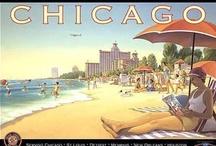 Chicago, Chicago / by Erin Heintz