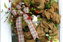 Wreaths / by Cindy Weaver
