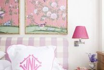 lo's room / by Becce Apple