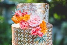 Wedding Cakery / Cakes & other edible ideas for wedding receptions.