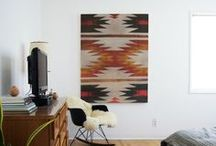 Playing with Pattern & Texture / by Tania Welch || indobay