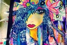 Art journal crush! / by Sherry Berry