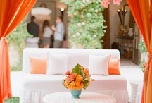 Wedding: Orange