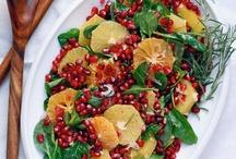 Salad Extravaganza / by Cassia Gallimore