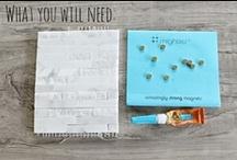 Getting Crafty / by Tania Welch || indobay