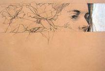 Sketching / by Emma Farren