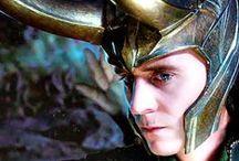Avengers and Loki...but mostly Loki