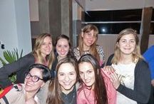 Friendship Day Celebration / Our Mar del Plata Making Sensers celebrated Friendship Day with Karaoke and great music!