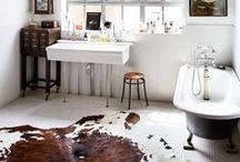 Bathroom / by Tania Welch || indobay