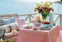 Flower Arrangements/Tablescapes / by Linda L Doyle
