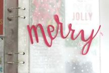 December Daily Scrapbooking