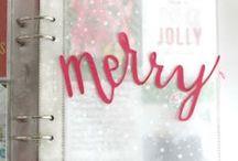 December Daily Scrapbooking