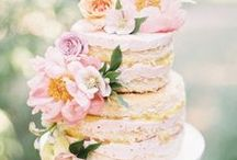 Wedding Cakery: Un-iced Cakes