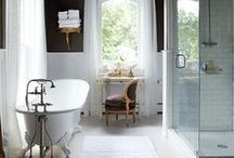 Tiny Bathroom Reno / Ideas for our bathroom renovation in our St. Petersburg home / by Tania Welch || indobay