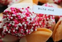 Be My Valentine / Ideas for sweet treats and easy peasy kid crafts for Valentine's Day