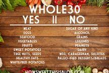 Food! Whole30/Paleo Style