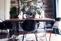 MAN CAVE / Where leather is plentiful, and candles smell of tobacco and patchouli...  / by MARRIN COSTELLO® JEWELRY