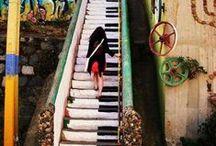 Keys Please / Cool Pianos, piano art.