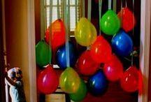 The girls Birthday party ideas