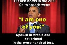 Why Obama is a Muslim Traitor and Hates America