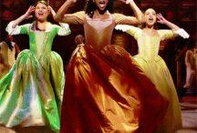 musicals/ theatre ✨