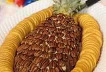 Pineapple party ideas / Summer party DIY Pineapple theme
