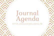 Journal/agenda