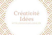 Créativité /idées