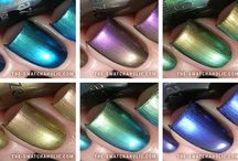 nail polish addiction / by Lisa Salvo