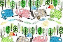 Illustration / Samplings of my personal works.