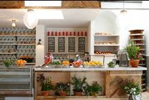 Healthy Eats in NYC / New York City restaurants with a green, farm-to-table and glut friendly approach. Love em all!  / by Katrine van Wyk