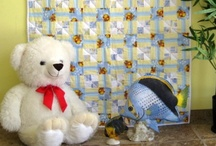 Homemade Baby Quilt / Great place to find information about home to make a homemade baby quilt.