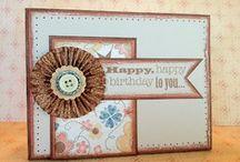 Card Ideas / by Sherry Waite