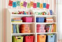 SEW Organized / Places, rooms, closets etc. that are show organization.