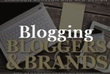 Social Media: Blogging / Everything blogging and social media. / by Valerie Elkins      /      Family Cherished