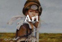 Interests: Art I Love / Art and artists I admire