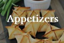 Food: Appetizers / Hors d'oeuvres and snacks for anytime, anyplace.