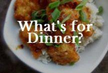 Food: Dinner / Dinner inspiration. Try something new.