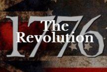 History: Revolutionary War / American freedom fighters.